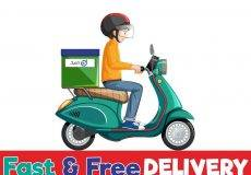 Free-Delivery-lable